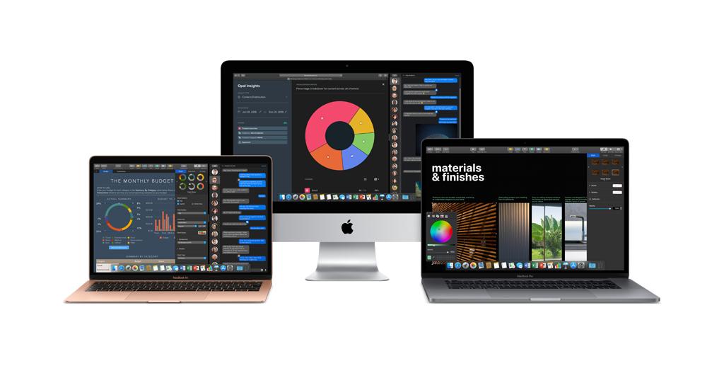 hvor gjøre jeg feste opp en prosjekt å meg iMac
