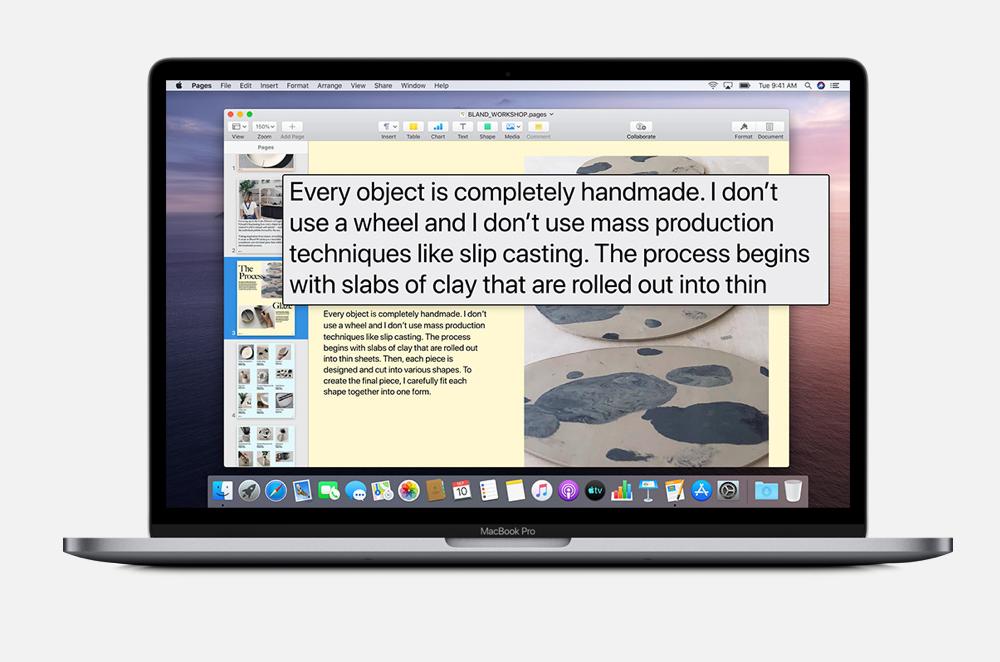 macbook-tekstoverlegg
