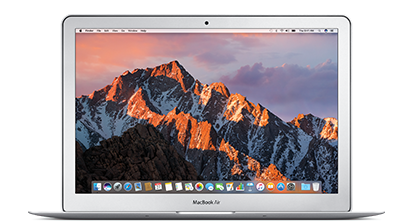 13-tommers MacBook Air